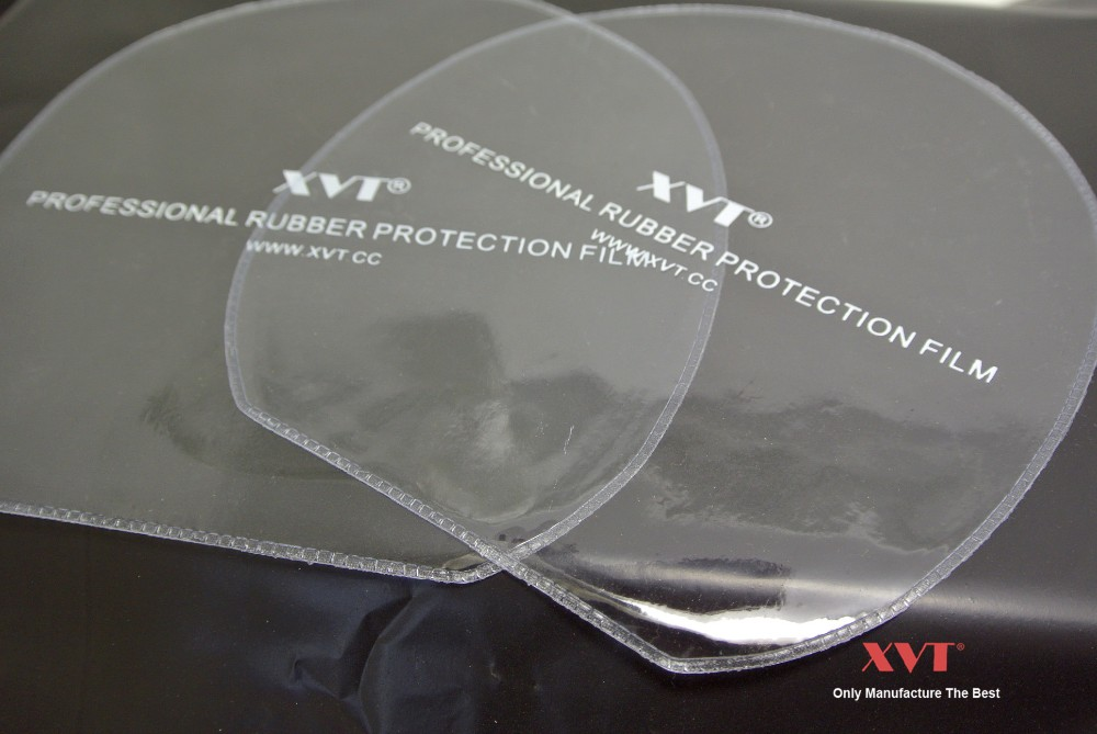 XVT Professional Table Tennis Rubber Protection Film 20pcs/lot